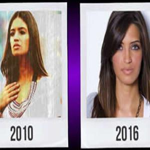Como tem mudado nos anos